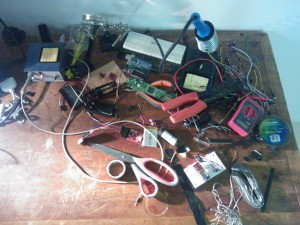 Electronics Workstation